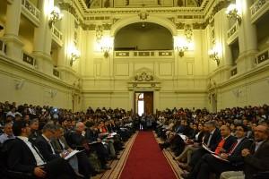 Seminario sobre Derechos Fundamentales en el Trabajo, Santiago