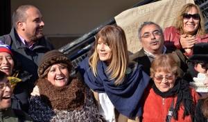 Ministra Rincón en Cabildo Valparaíso