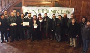 el litio para Chile