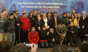 ley inclusion laboral