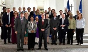 comision mundial sobre el futuro del trabajo - oit