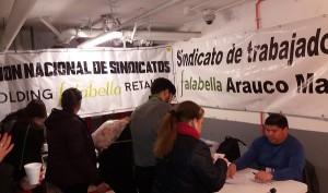 votación falabella arauco maipú
