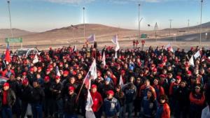 entrevista informe huelgas - huelga minería