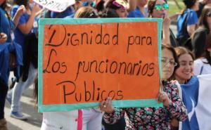 entrevista informe huelgas - paro sector público