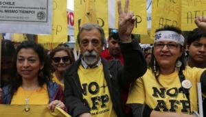 Entrevista CEspinoza - manifestacion nomasafp