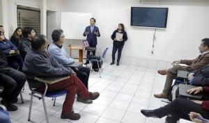 Director del Trabajo expone sobre Ley de Inclusión Laboral