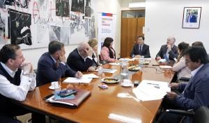 Director del Trabajo se reúne con el Consejo de la Sociedad Civil