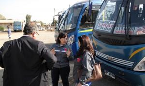 fiscalzacion a buses
