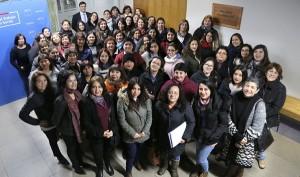 60 mujeres inclusión laboral