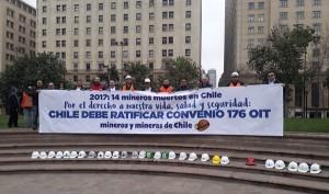 CTMIN exige ratificación Convenio 176 (1)