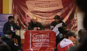 Central clasista - congreso fundacional