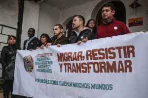 Organizaciones Migrantes y Promigrantes da a conocer las apreciaciones con respecto a la discusión y votación del proyecto de Ley de Migración y Extranjería