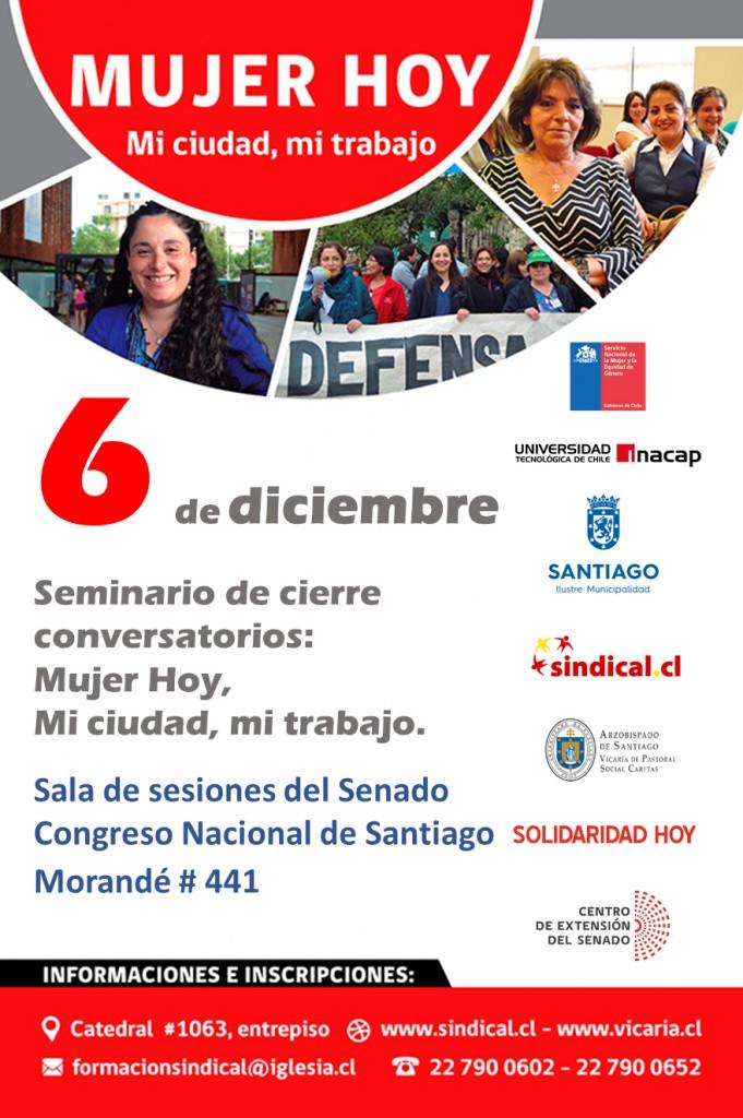 Mailing Seminario Cierre