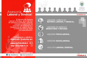 Servicio Asesoría Laboral y Sindical