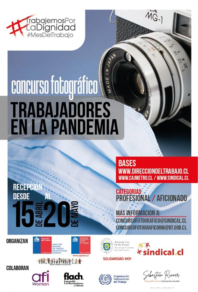 Afiche Concurso Fotografico